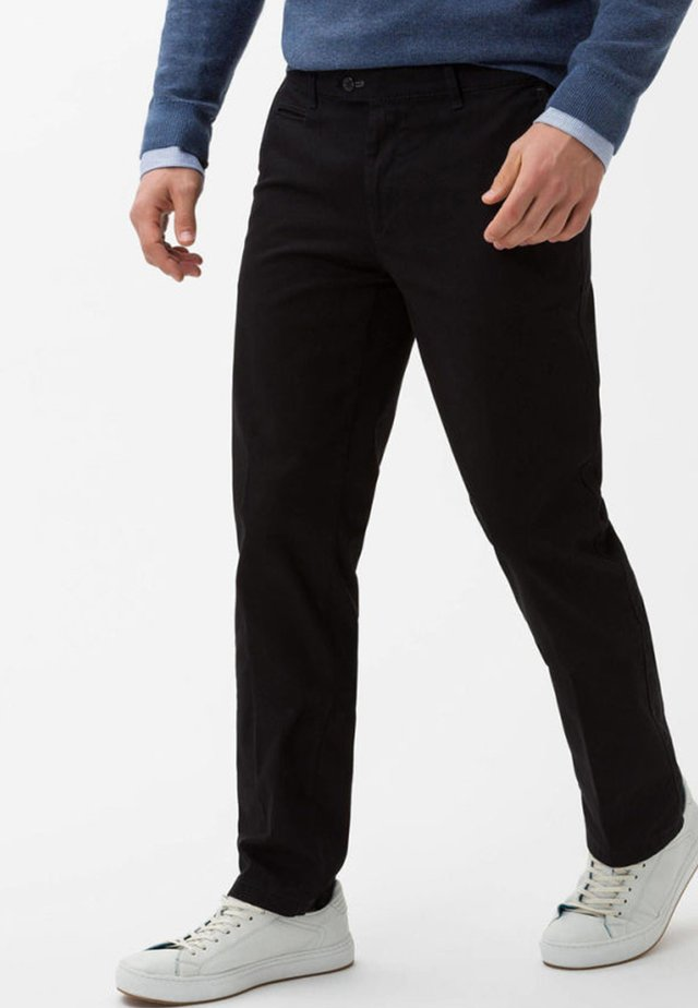 STYLE EVEREST - Chinos - black