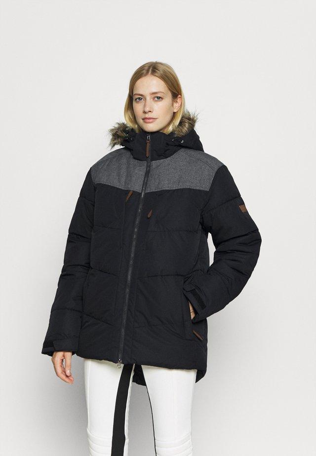 VINTON - Ski jacket - black
