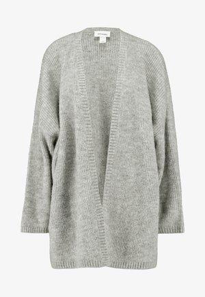 FAVE CARDIGAN - Cardigan - grey melange