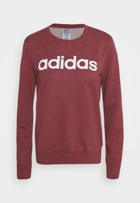 adidas Performance - Sudadera - legend red/white - 3