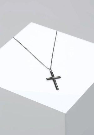 KREUZ - Halskette - black