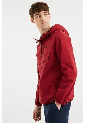 Windbreaker - red