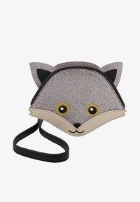 Molo - FOX BAG - Taška spříčným popruhem - glitter - 1