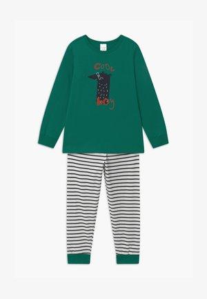 KIDS - Nattøj sæt - grün