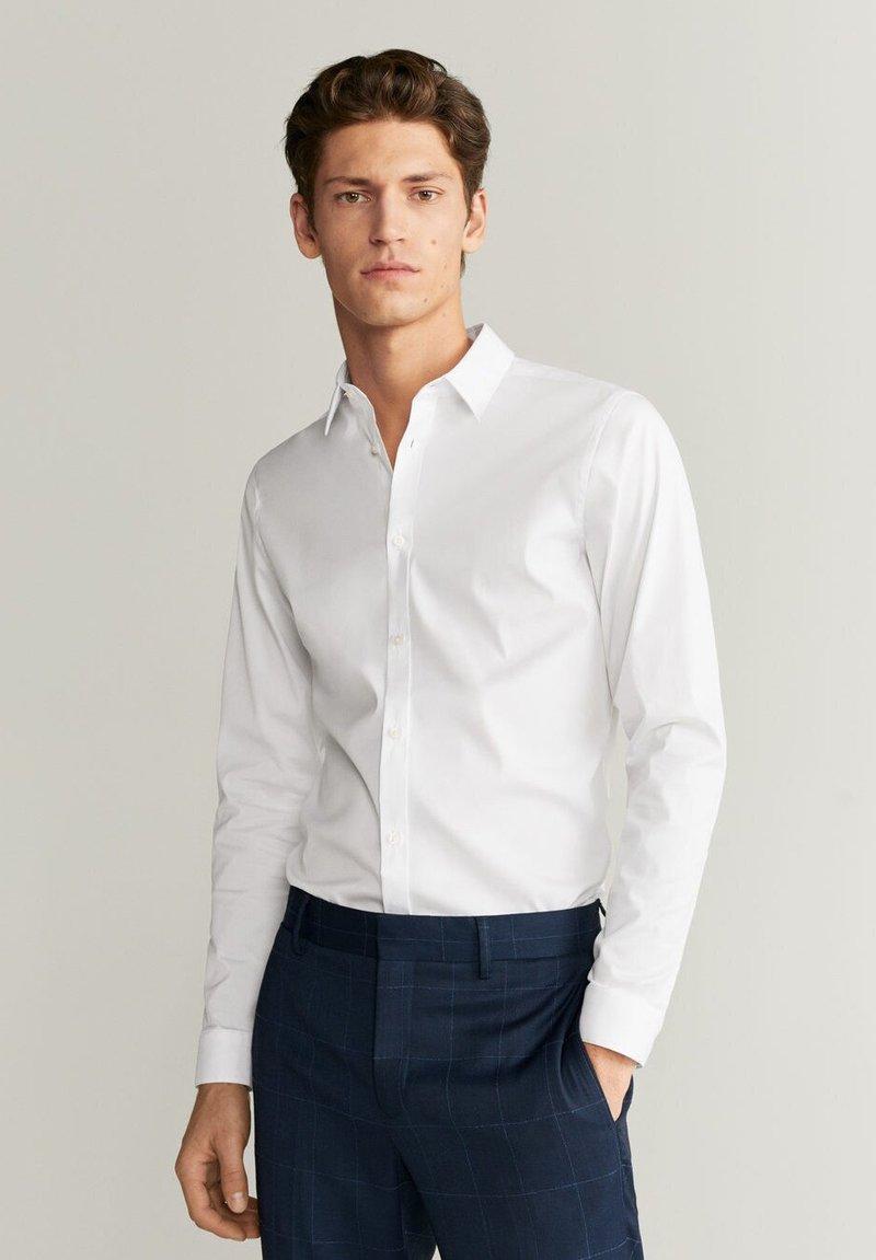 Mango - EMOTION - Formal shirt - white