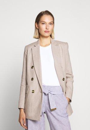 Krátký kabát - hemp