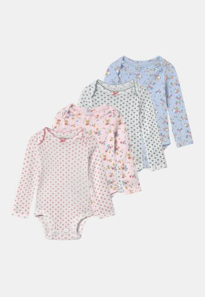 FLORAL 4 PACK - Body - multi-coloured