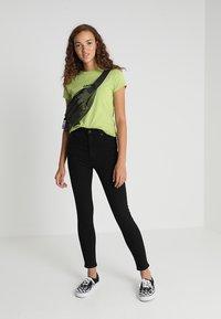 Abrand Jeans - Jeans Skinny Fit - black magic - 1