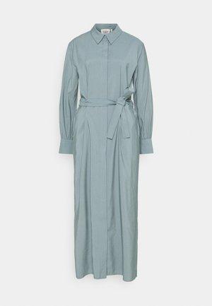 ANNE MEI DRESS - Maxikjole - stormy blue