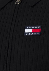 Tommy Jeans - ZIP THROUGH - Cardigan - black - 2