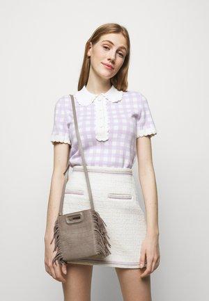 Handbag - sable
