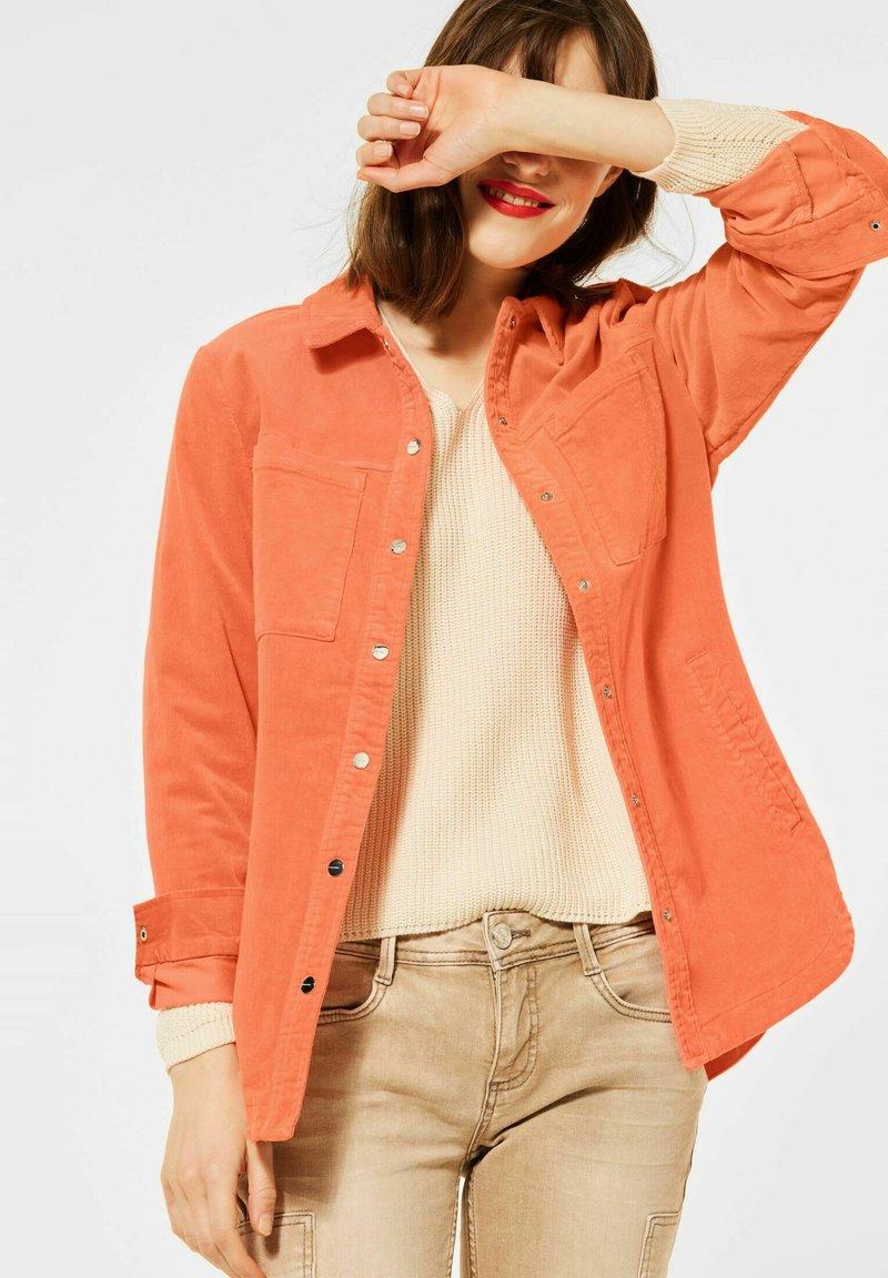 Street One - Summer jacket - orange