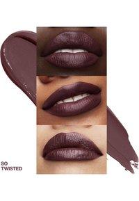 Smashbox - BE LEGENDARY PRIME & PLUSH LIPSTICK - Lipstick - 25 so twisted - 2