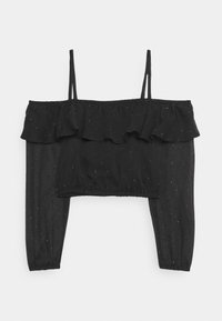 New Look 915 Generation - CHOKER - Blouse - black - 0