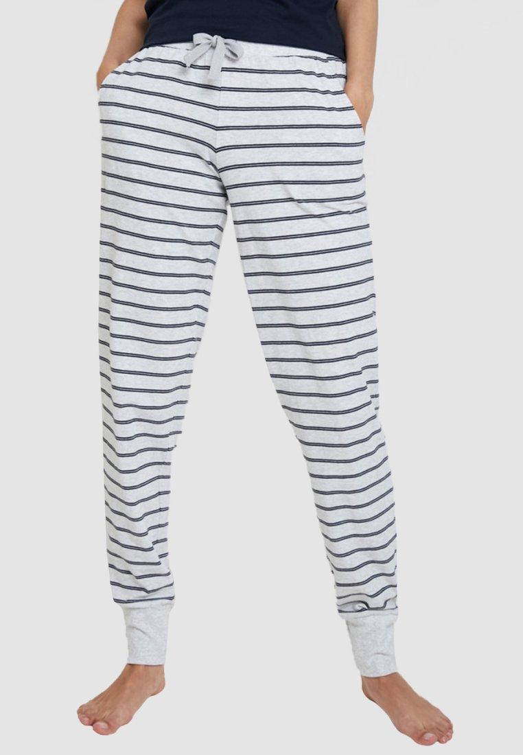 Schiesser - Pyjama bottoms - grey