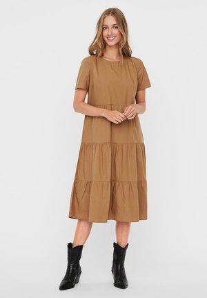 Day dress - ermine