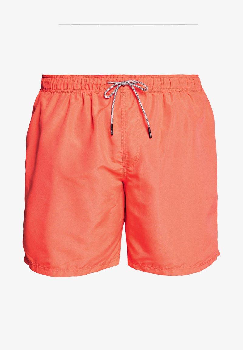 Jack & Jones - ARUBA - Bañador - hot coral