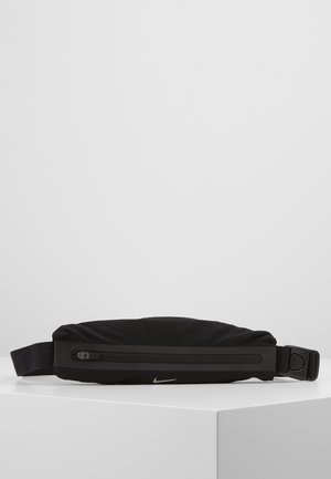 SLIM WAISTPACK 2.0 UNISEX - Bum bag - black/silver