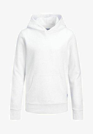 JJEBASIC - Hoodie - white