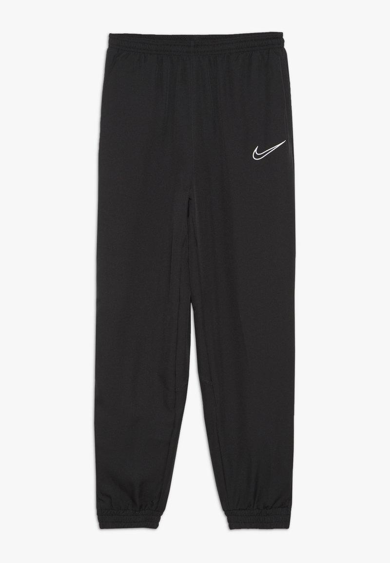 Nike Performance - DRY PANT - Pantalones deportivos - black/white