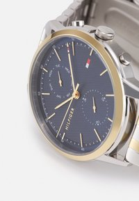 Tommy Hilfiger - EASTON - Watch - silver-coloured/gold-coloured - 3