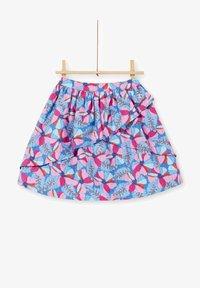Du Pareil au Même - Wrap skirt - blue - 2