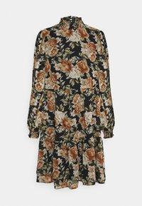 ONLY - ONLMIA SMOCK DRESS - Kjole - black - 4