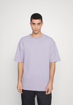 SHORT SLEEVE - T-paita - light purple