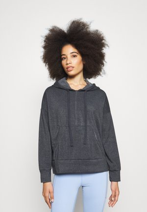 WORK IT OUT HOODIE - Sweater - black