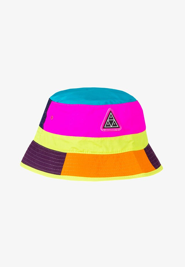 HUT WAVE NYLON BUCKET - Hat - multi