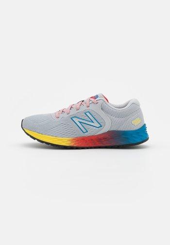 ARISHI LACES UNISEX - Neutral running shoes - grey