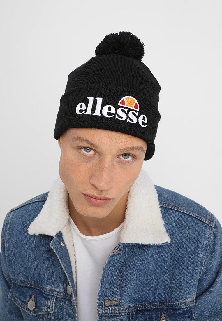 Ellesse Pom Beanie - Mütze Black/schwarz