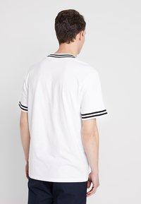Weekday - MARK - T-Shirt print - white - 2