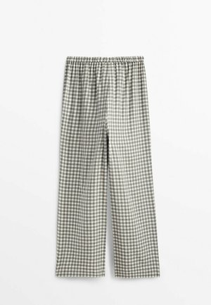 LANGE  - Trousers - grey