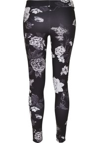 Urban Classics - Leggings - Trousers - grey - 8