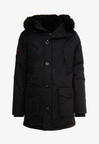 EVEREST  - Winter coat - jet black
