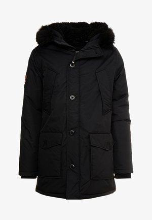 EVEREST  - Zimní kabát - jet black