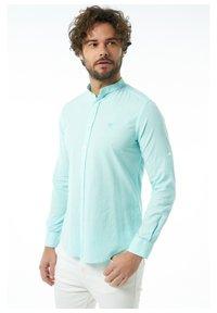 Auden Cavill - Formal shirt - tã¼rkis - 2