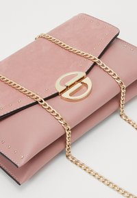 Topshop - CANDICE CLUTCH  - Clutch - blush - 3