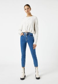 PULL&BEAR - Jeans Slim Fit - blue - 1