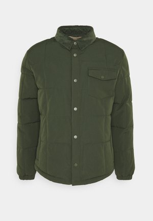 THIN SHAC - Winter jacket - dark khaki
