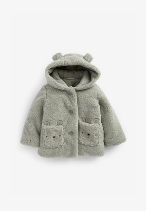 Winterjas - mint