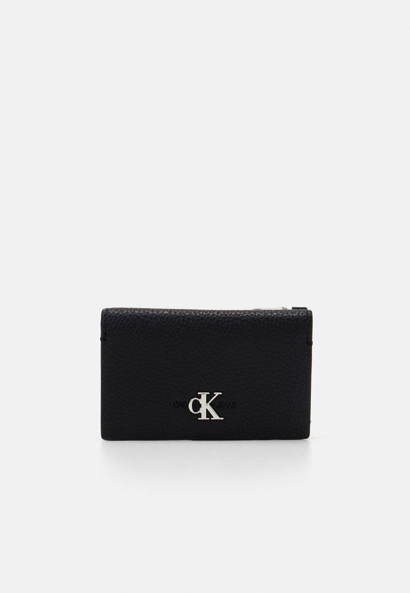 Calvin Klein Jeans - CARDCASE COIN - Wallet - black