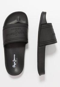 Pepe Jeans - SLIDER  - Mules - black - 3
