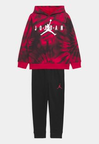 Jordan - AIR JORDAN SET UNISEX - Tracksuit - black - 0