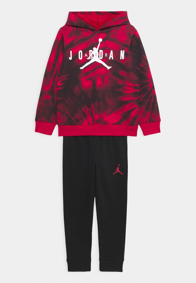 Jordan - AIR JORDAN SET UNISEX - Tracksuit - black