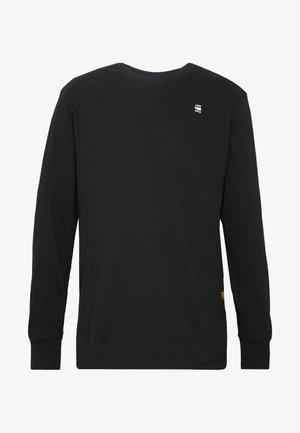 LASH R T L\S - Long sleeved top -  black