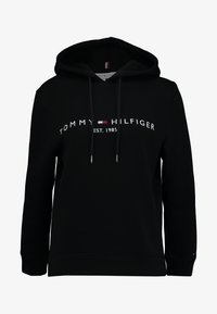 Tommy Hilfiger - HOODIE - Jersey con capucha - black - 4