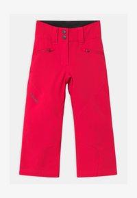 Ziener - ALIN UNISEX - Snow pants - neon pink - 0