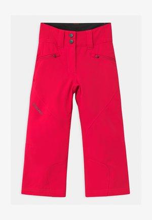 ALIN UNISEX - Zimní kalhoty - neon pink
